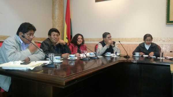 Conformaron las comisiones del Concejo Municipal de Yacuiba. (Foto: WhatsApp)