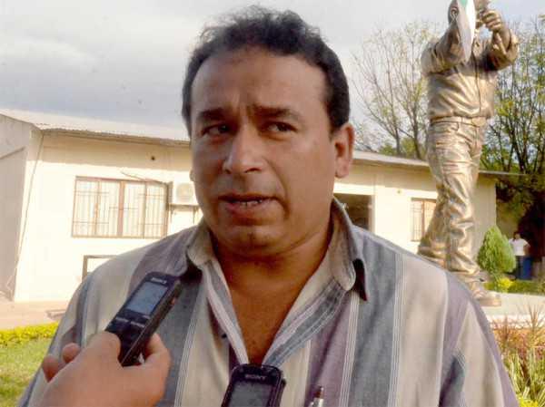 Juan García asambleista regional por Villa Montes. (Foto: El Chaqueño)