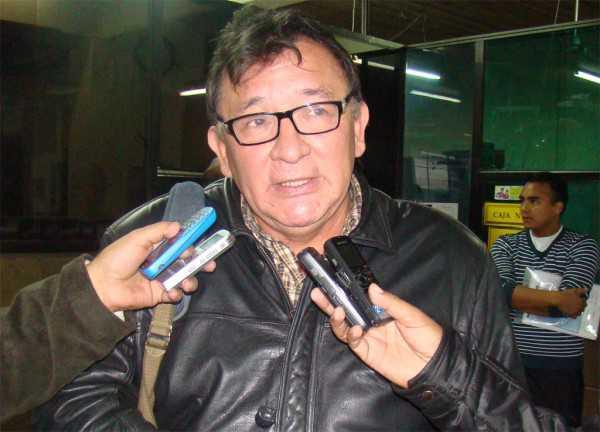 Lic. Armando Olivera, Secretario de Desarrollo Humano y cultura. (Foto: El Chaqueño)