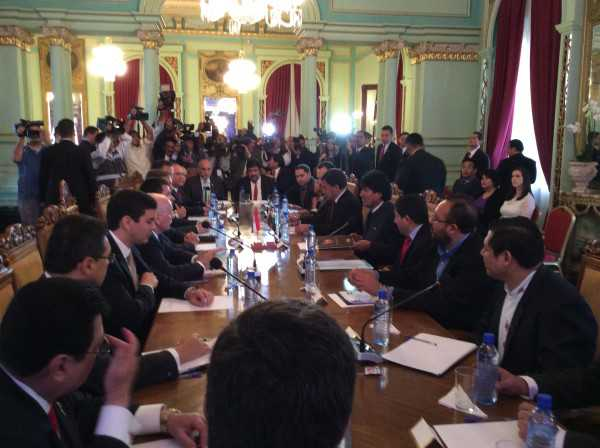 Bolivia será el abastecedor del energético en un 100%. (Foto: ABI)
