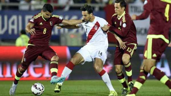 Claudio Pizarro, seleccionado peruano. (Foto: Copa América 2015)