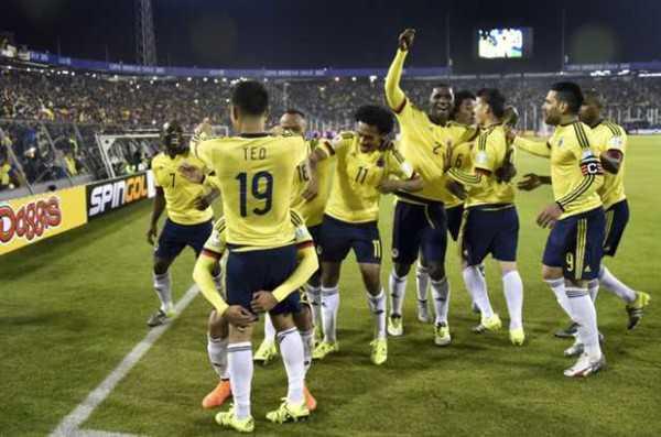 Colombia derrotó a Brasil por la mínima. (Foto: Copa América 2015)