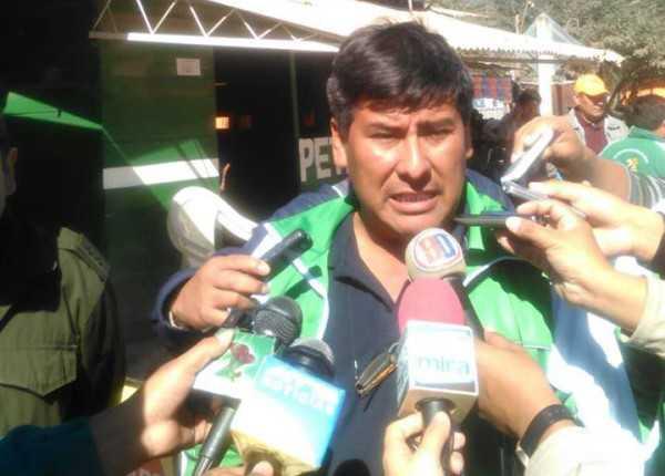 Santos Rengifo, presidente del Club Petrolero del Chaco. (Foto: El Chaqueño)