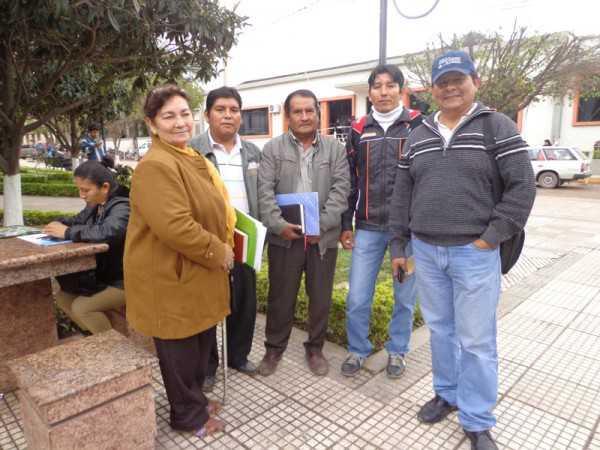 Productores de la Región. (Foto: El Chaqueño)