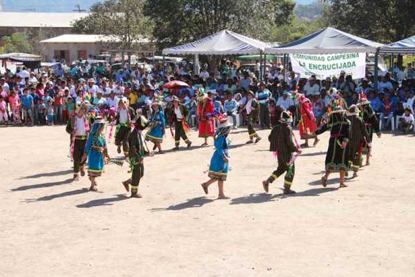 Encuentro Campesino Intercultural en Tierras Nuevas. (Foto: El Chaqueño)