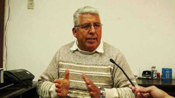 Juan Rojas, director de Seguridad Ciudadana de la Subgobernación. (Foto: El Chaqueño)
