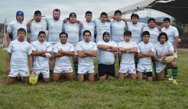 Jugadores de Yacuiba Rugby Club. (Foto: El Chaqueño)