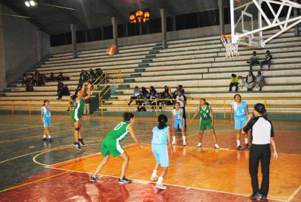 Se tiene listo el calendario del basquetbol departamental y nacional. (Foto: El Chaqueño)