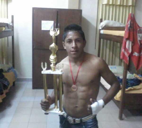 (+) Yafar Caro Tejerina, falleció en la ciudad de Santa Cruz.