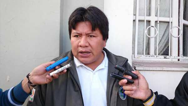 Jorge Mendoza, capitán grande de la APG. (Foto: El Chaqueño)
