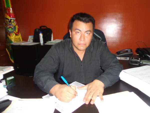 Ramos Soria, gerente de SETAR. (Foto: El Chaqueño
