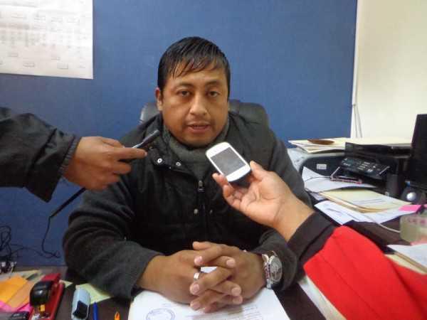 Hugo Barrios, director de Recursos Humanos. (Foto: El Chaqueño)