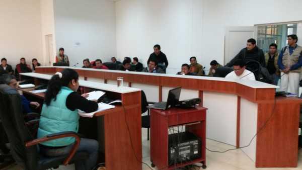 Primera sesión de la Asamblea Regional de Chaco con todos los Asambleístas. (Foto: elchacoinforma.com)