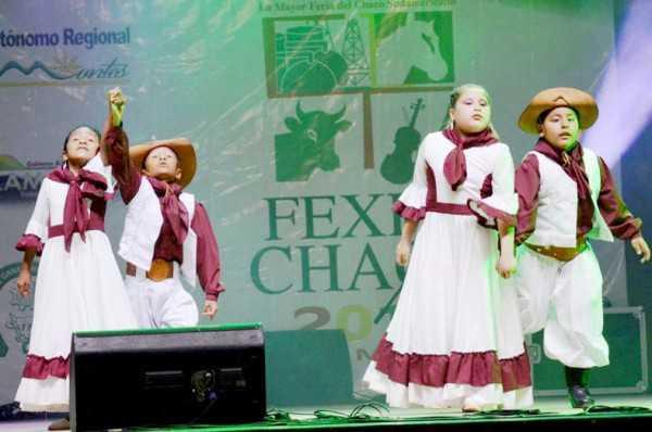 La Fexpochaco solo tendrá la participación de artistas regionales y nacionales. (Foto de archivo)