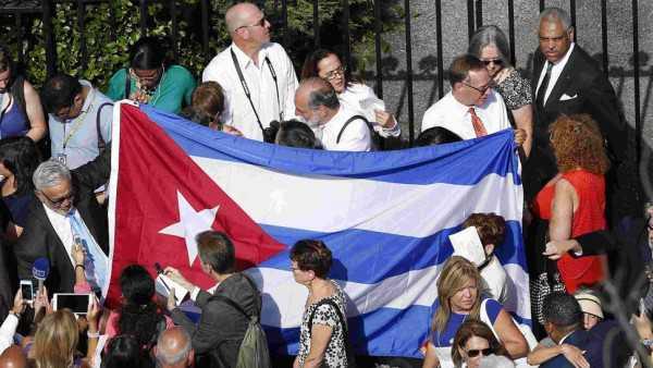 Tras 54 años restauran los lazos diplomáticos. (Foto: Reuters)