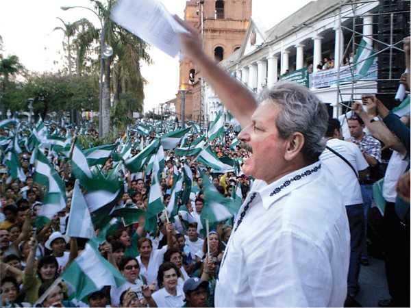 allegados al MAs dicen que no hay participación social, no se tomó en cuenta a sectores sociales. (Foto: ilustrativa - santacruz.gob.bo)