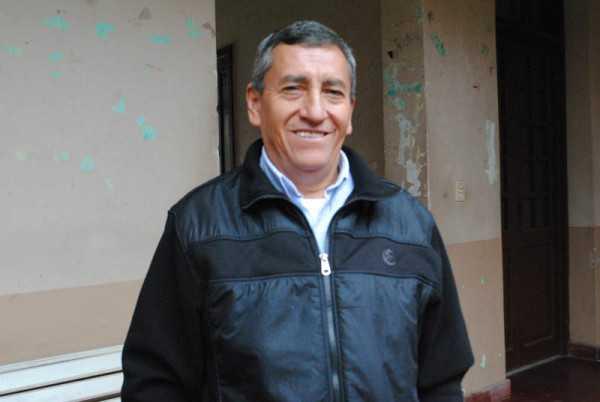 Carlos Rodriguez, Asambleista Regional electo. (Foto: El Chaqueño)