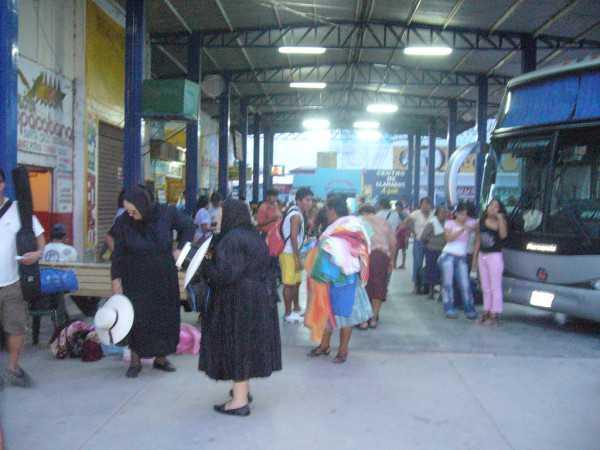 Terminal de Buses de Yacuiba. (Foto: flickr)