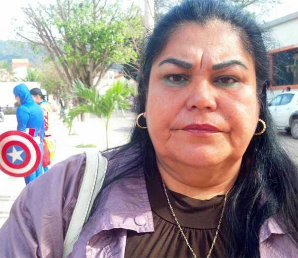 Silvia Aguiar, presidenta del barrio Fray Quebracho. (Foto: El Chaqueño)