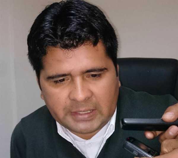 Mario Aldana, asambleísta regional. (Foto: El Chaqueño)