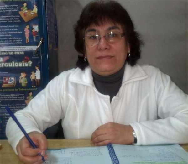 Ana Cecilia Quispe, responsable del programa de Tuberculosis. (Foto: El Chaqueño)