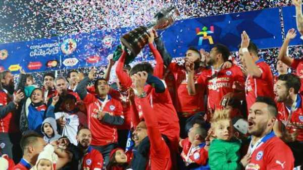 Chile se consagró campeón por primera vez. (Foto: Copa América 2015)