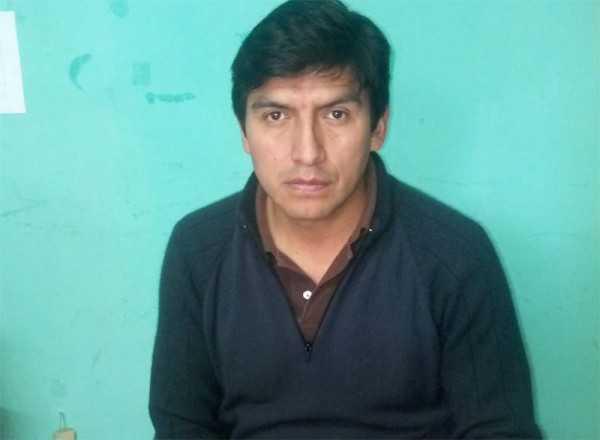 Iver Espinoza, jefe nacional de educación y capacitación en derechos humanos de la defensoría del pueblo. (Foto: El Chaqueño)