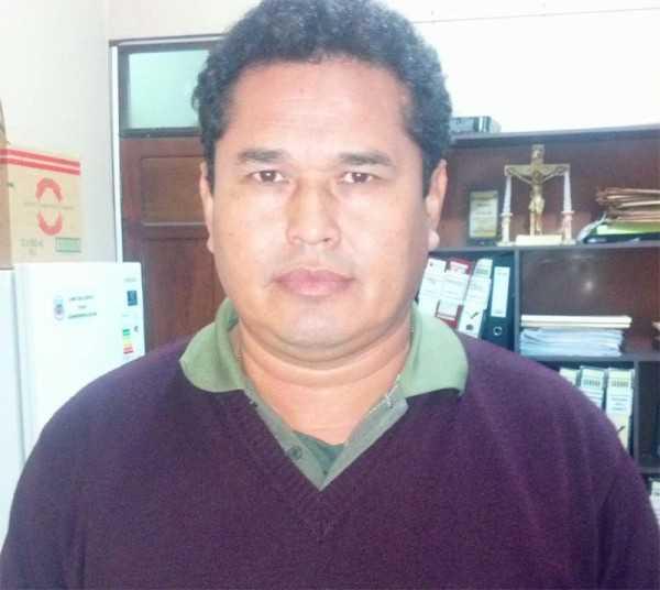 Lic. José Luis Narváez, Vice decano de la Facultad Integrada del Chaco. (Foto: El Chaqueño)