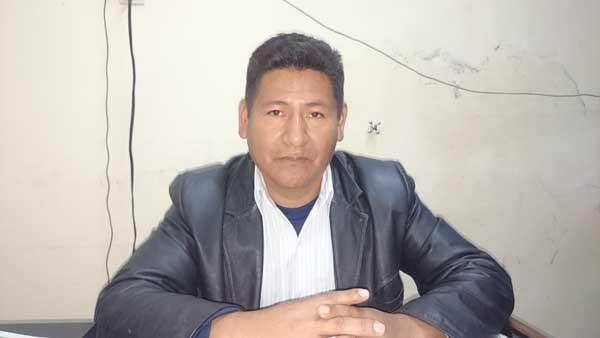 Abelardo Rengifo, responsable de relaciones públicas de SETAR. (Foto: El Chaqueño)