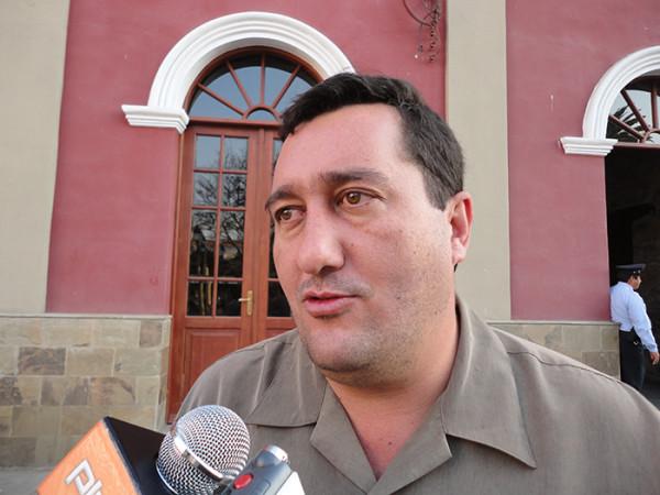 Alfonso Lema, presidente del Concejo Municipal de Tarija. (Foto: Nuevo Sur)