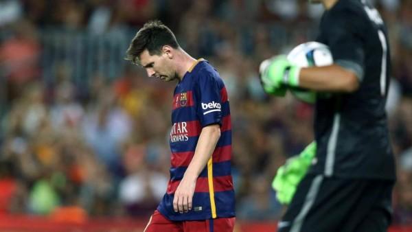 Barcelona no pudo remontar el 0-4 de la ida y Bilbao se consagró campeón. (Foto: tn)