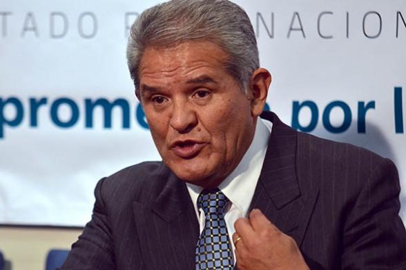 El defensor del Pueblo, Rolando Villena. (Foto: APG)