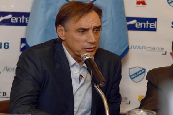 El español Miguel Ángel Portugal, principal candidato a dirigir la selección. (Foto: APG)