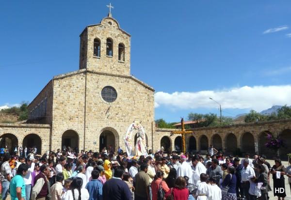 Festividad de la Virgen de Chaguaya en Tarija. (Foto: panoramio)