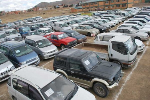 Aumenta el ingreso de mercadería ilegal a Bolivia. (Foto: Bolivia tv)