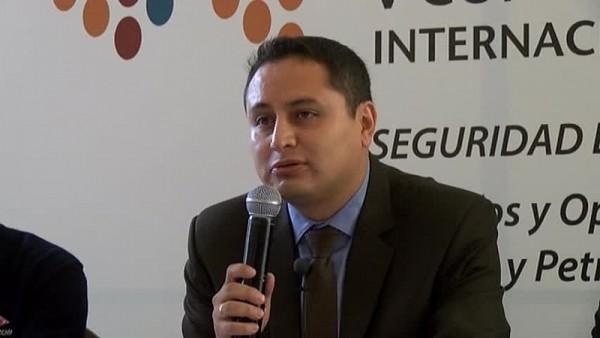 Guillermo Achá, presidente de YPFB. (Foto: Bolivia Tv)