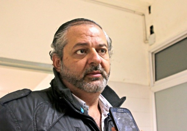 Horacio Mdalel, presidente de AsproGüemes e integrante de la Interhospitalari. (Foto: El Tribuno)