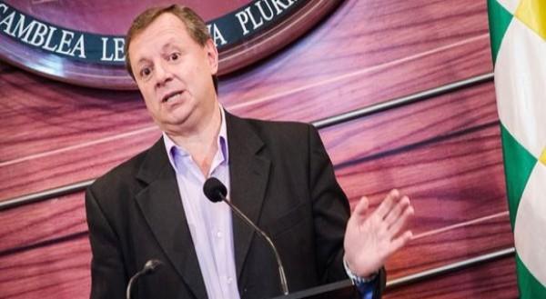 """José Alberto """"Gringo"""" Gonzales, presidente del Senado. (Foto: Senado)"""