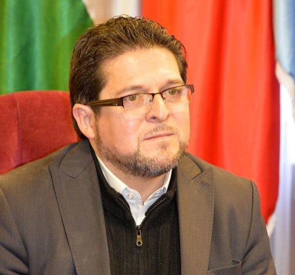José Luis Exeni, vocal del Tribunal Supremo Electoral. (Foto: eldiario.net)