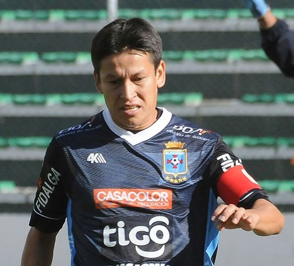Joselito Vaca, el conductor de la academia cruceña. (Foto: eldierio.net)