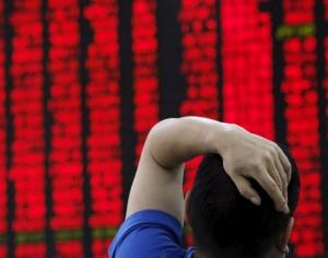 La caída de la bolsa en China repercute en la economía mundial. (Foto: Infobae)