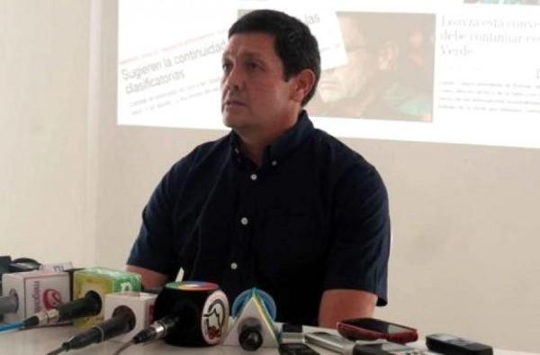 Mauricio Soria anunció su alejamiento de la Selección. (Foto: Correo del Sur)