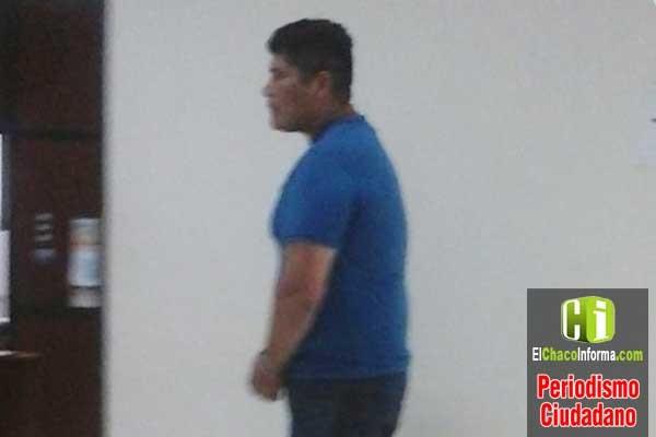 Sentencian a 20 años a El Chaqueño Cuenca por el atentado a Radio Popular. (Foto: elchacoinforma.com)