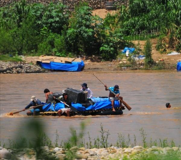 Tarija posee muchos pasos fronterizos ilegales que favorecen al contrabando. (Foto de archivo)