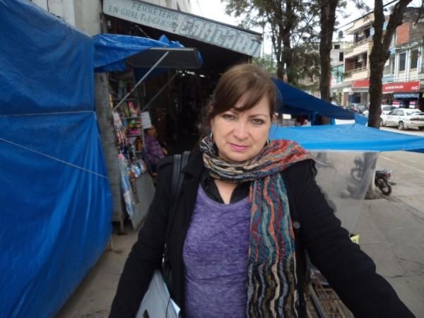 Teresa Navajas de Ortiz, responsable del Centro de Atención Terapéutica (CAT) de Bermejo. (Foto: El País)