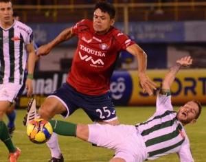 Wilstermann y Oriente dividieron honores en cochabamba. (Foto: late.com.bo)