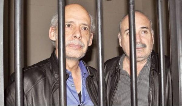 Carlos Chávez y Alberto Lozada, continúa detenidos preventivamente. (Foto de archivo)