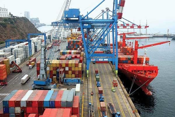 Bajan las exportaciones del país en el primer semestre. (Foto referencial)