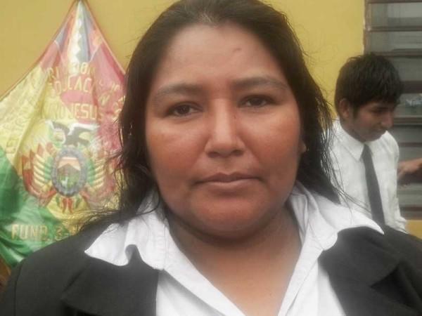 Ruth Arancibia directora de la Escuela Especial Niño Jesús. (Foto: El Chaqueño)