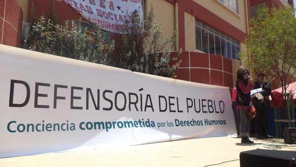 Buscan conformar un Comité Departamental de la Niñez y Adolescencia en Tarija. (Foto referencial)